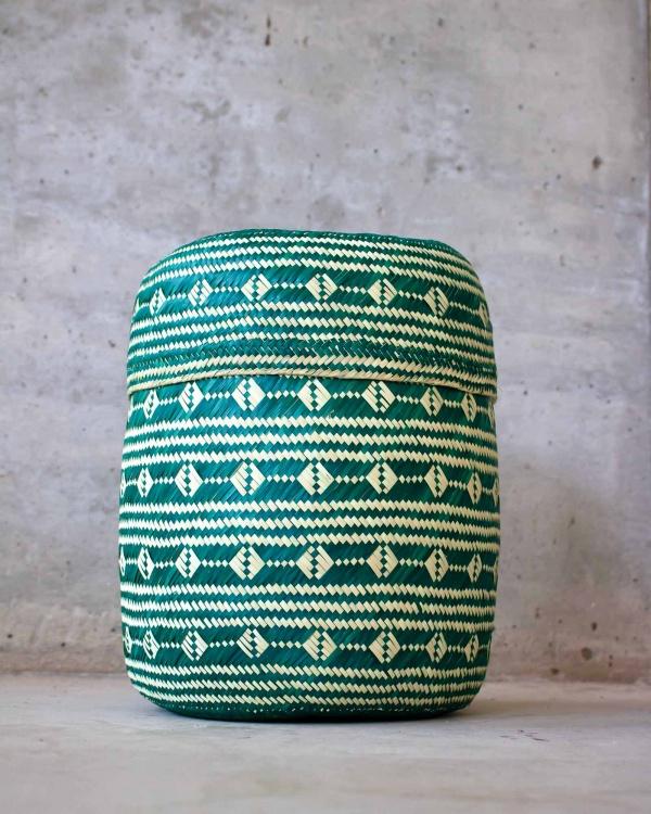 Tenate Palm Basket