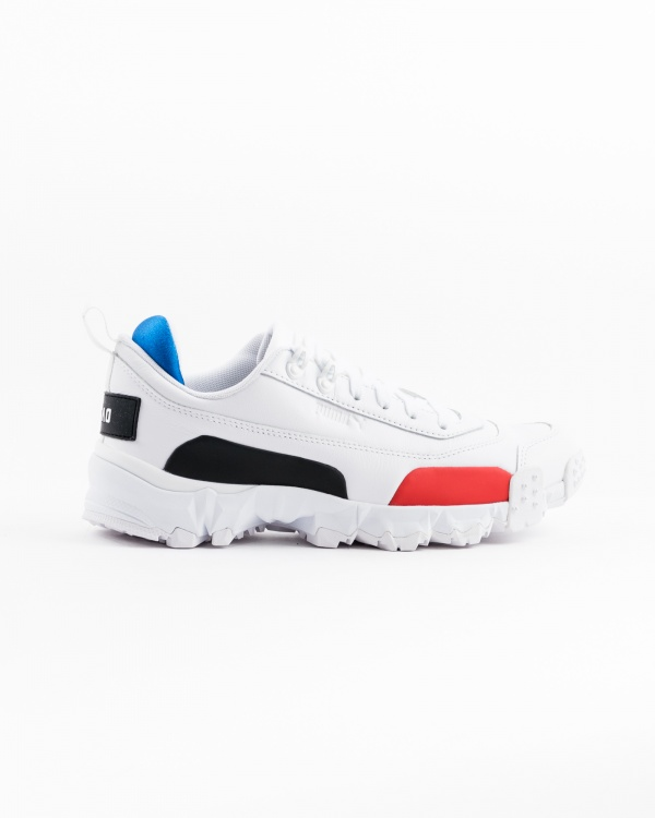 puma x outlaw trailfox-WHITE