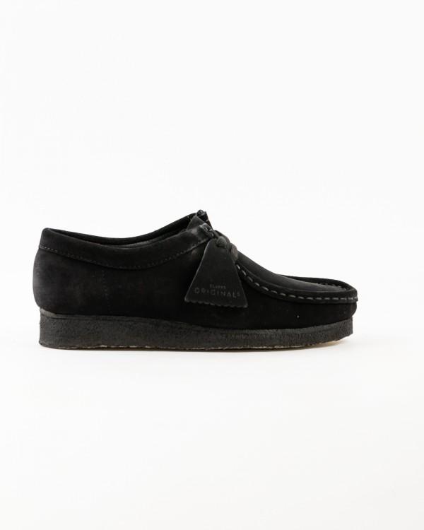 Chaussures Wallabee-NOIR