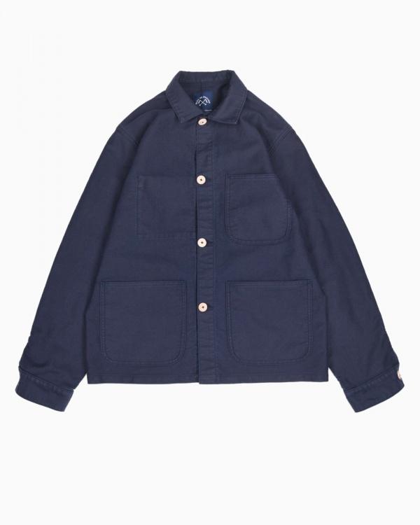 bleu de paname veste de...