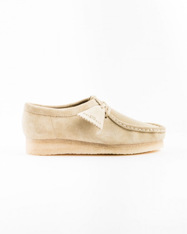 clarks wallabee_maple_suede