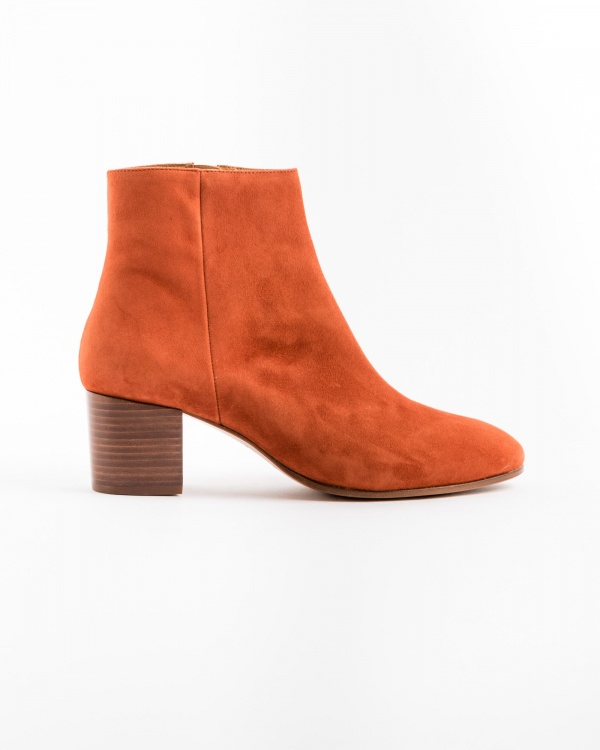 rivecour bottines cuir...