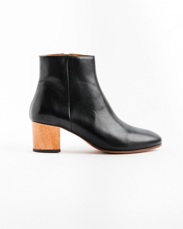rivecour bottines cuir de...