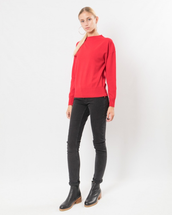 Cashmere Merino Sweater