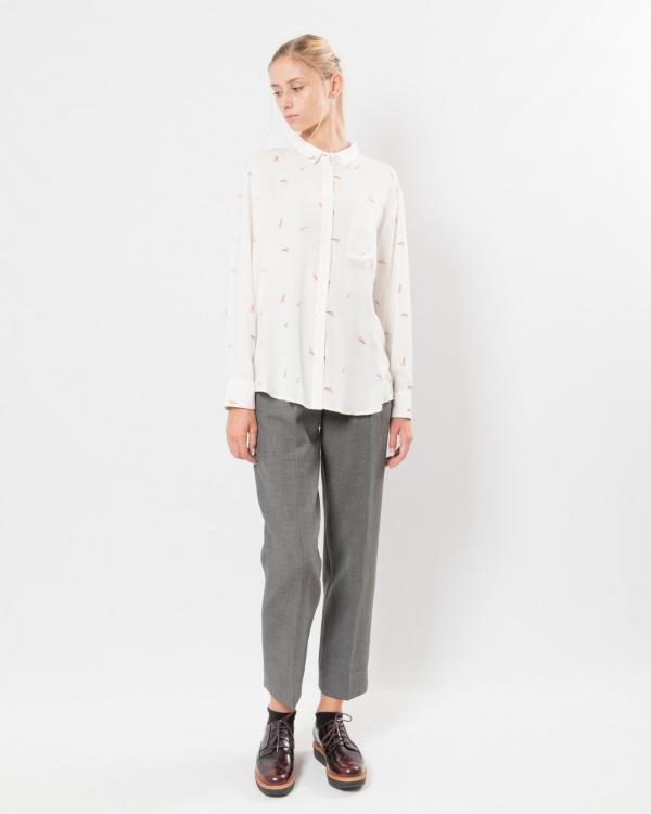 sacrecoeur chemise anna-ECRU