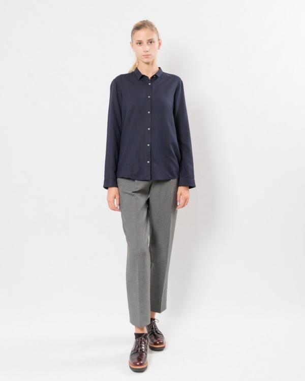 sacrecoeur chemise petula-BLEU