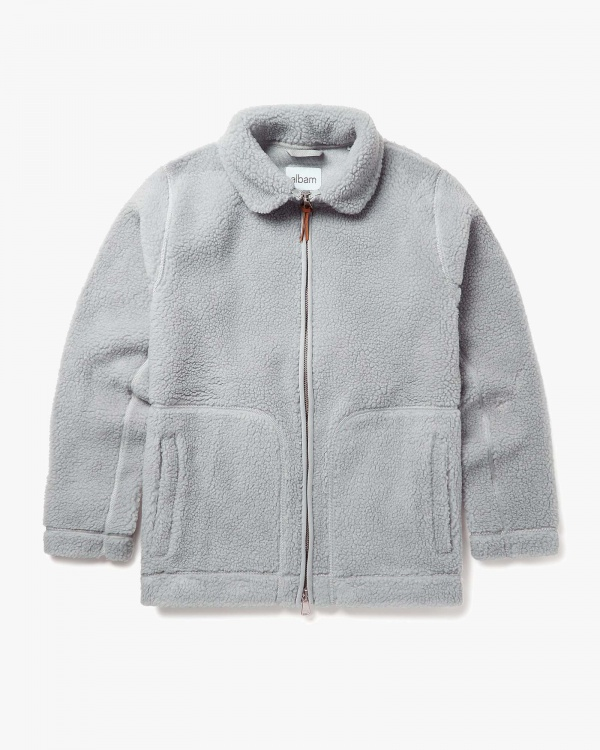 albam clothing fleece zip...