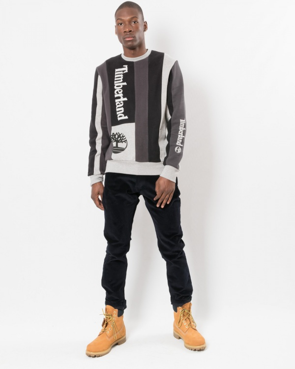 timberland crew sweat t1