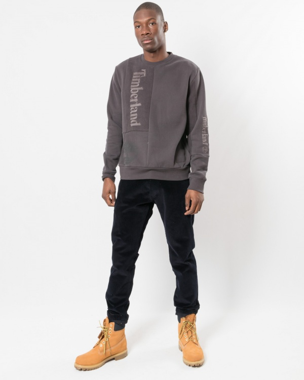 timberland crew sweat t2