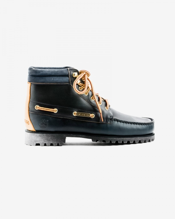 Timberland 7 Eye Lug Sole