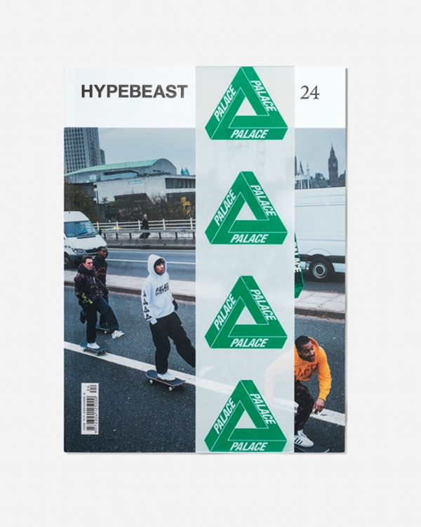 Hypebeast Issue 24