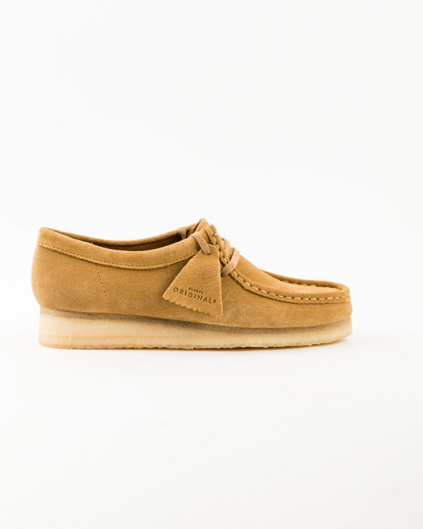 Chaussures Wallabee-OCRE