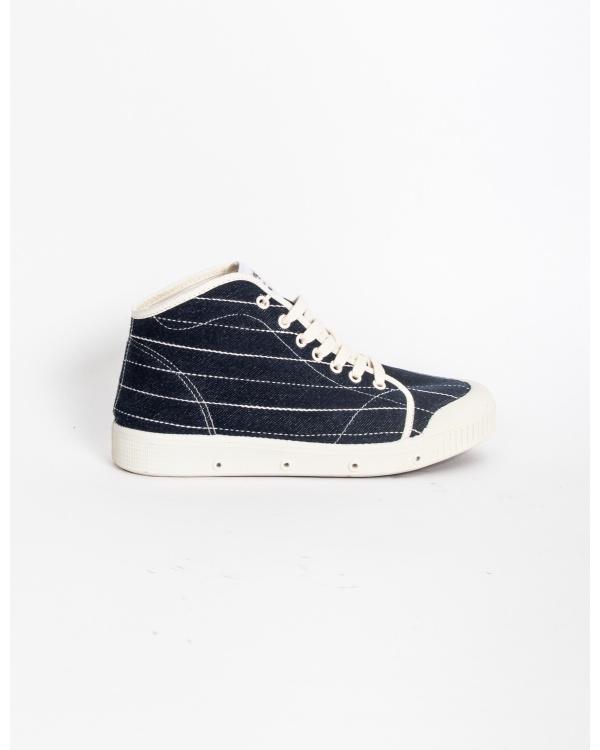 B2 Blue Linen