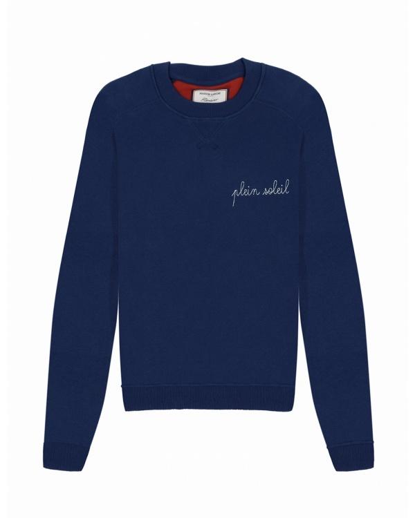 Sweatshirt Plein Soleil x...