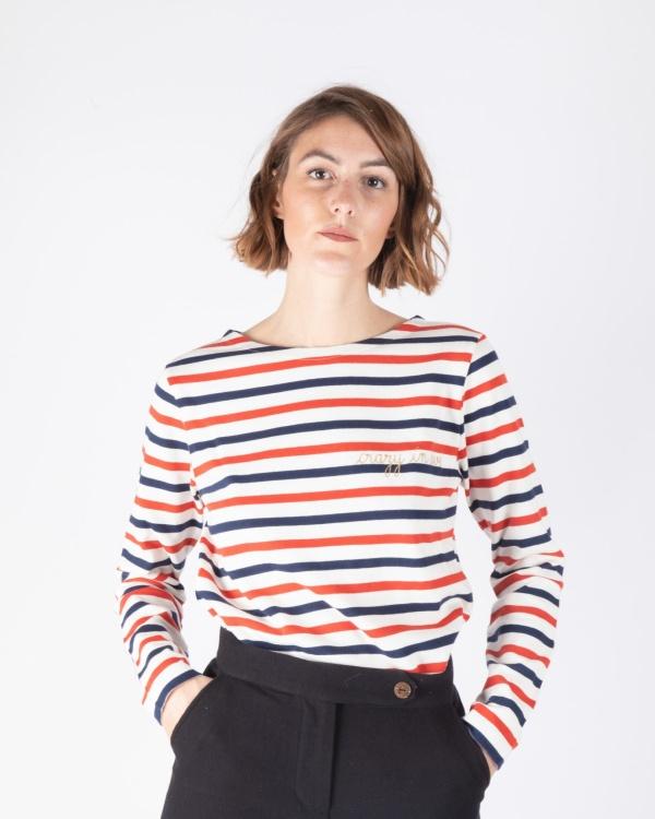 Sailor Shirt Ls Crazy In Love