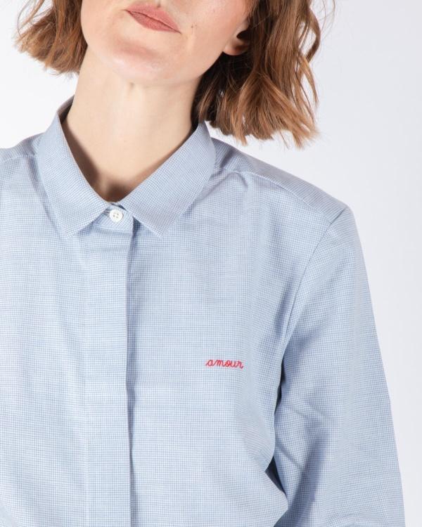 Woman Classic Shirt Amour