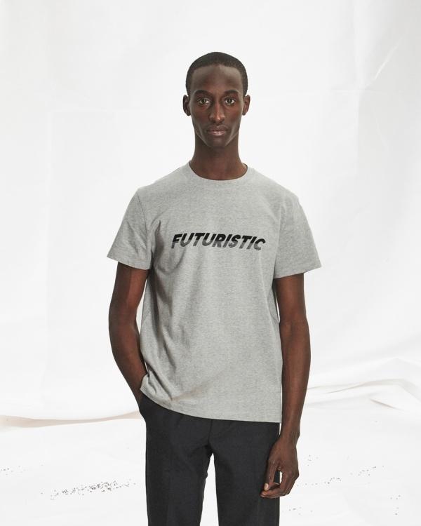 Heavy Tee Shirt Futuristic