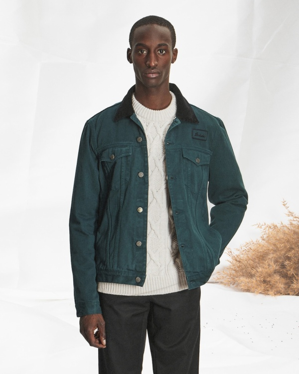 Shearling Jacket The Dude