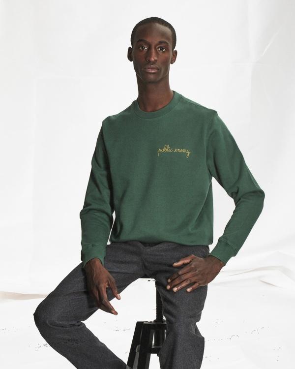 Sweatshirt Public Enemy
