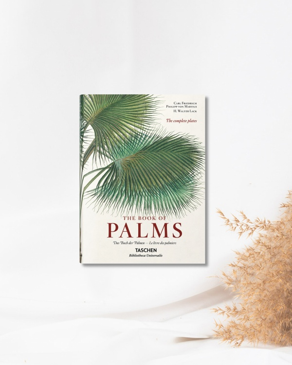 Bu-martius Book Of Palm
