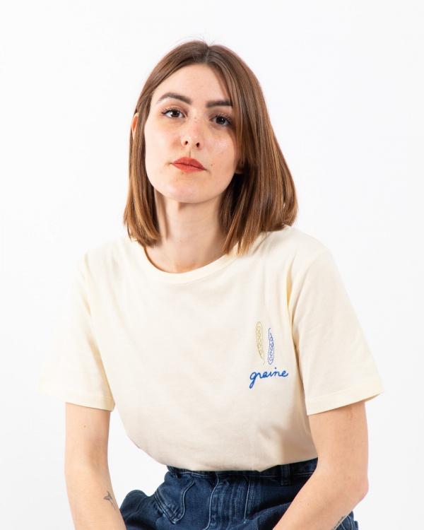 T-shirt Les Graines