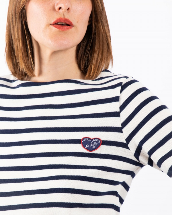 Sailor Shirt Ls Mlb Te Kiffe