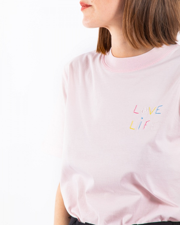 Oversized Tee-shirt Love/life