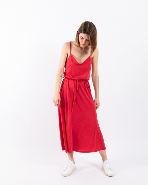 Marcy Dress - Red