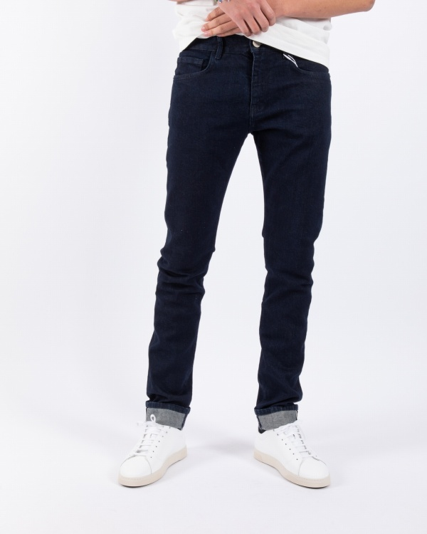 Ash Blue Rinse Selvedge...