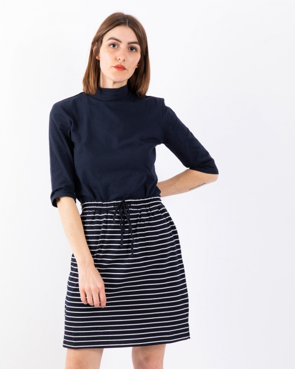 Leia Stripe Skirt