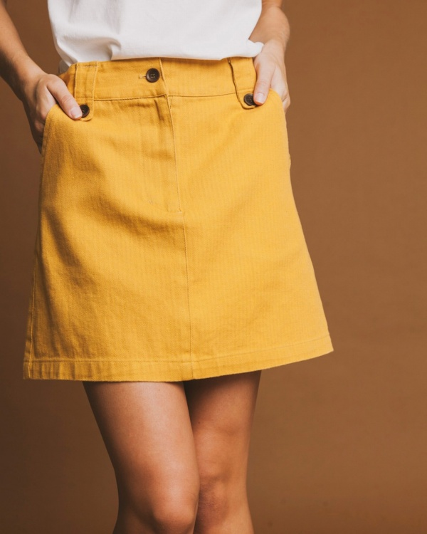 Hemp Marsha Skirt
