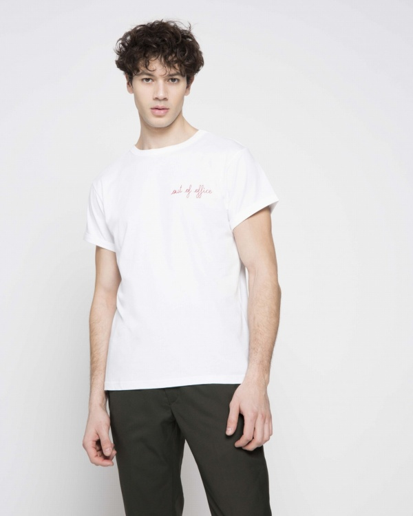 Classic Tee-shirt Out Of Offic