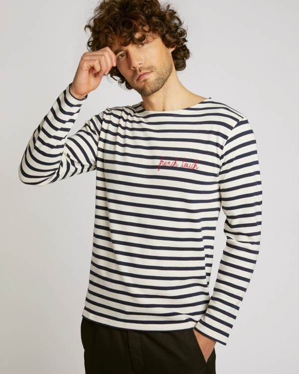 Sailor Shirt Ls French Touch
