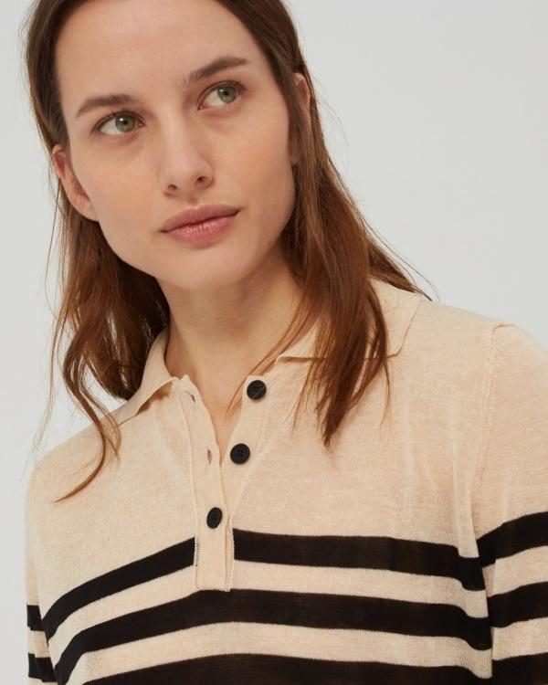 Jem Stripes Knit Woman