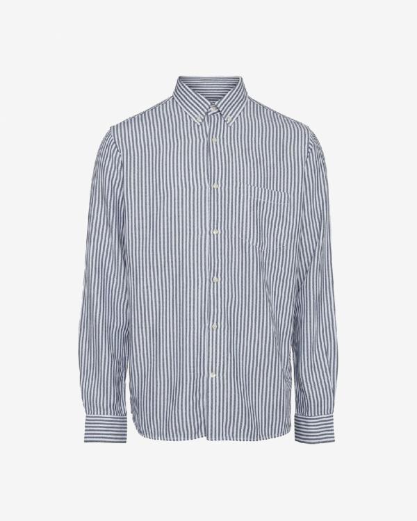 Elder Ls Striped Shirt...