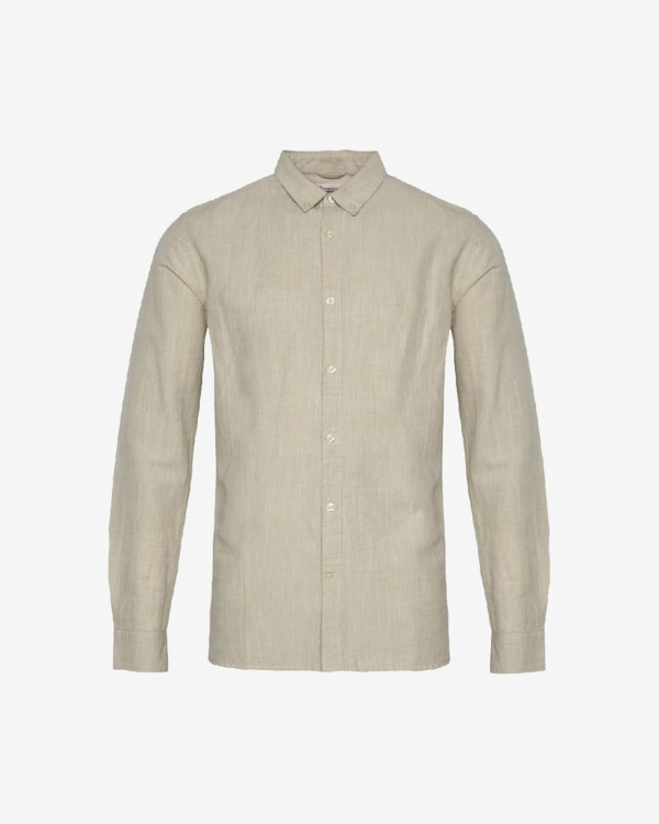 Larch Ls Linen Shirt...