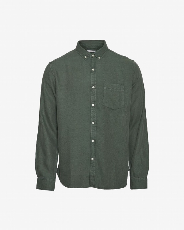 Larch Ls Tencel Shirt...