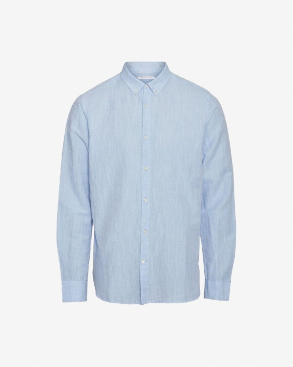Larch Ls Linen Shirt...