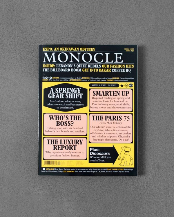 Monocle Issue 132