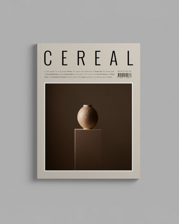 Cereal Issue 19