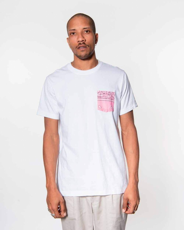 Tshirt With Pocket Made...