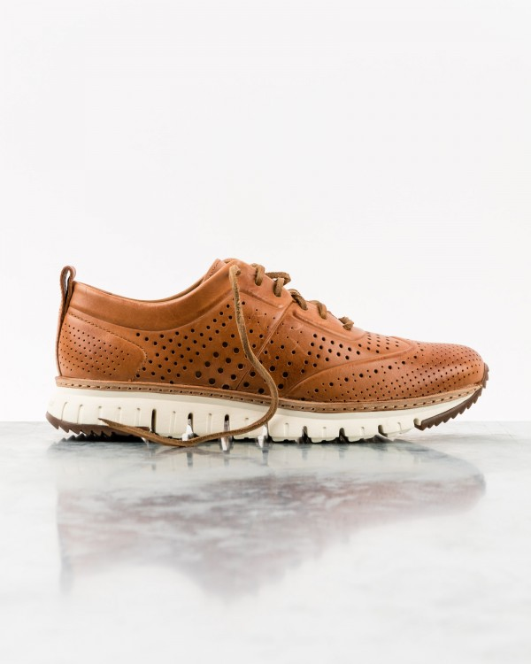 cole haan laser perforated...