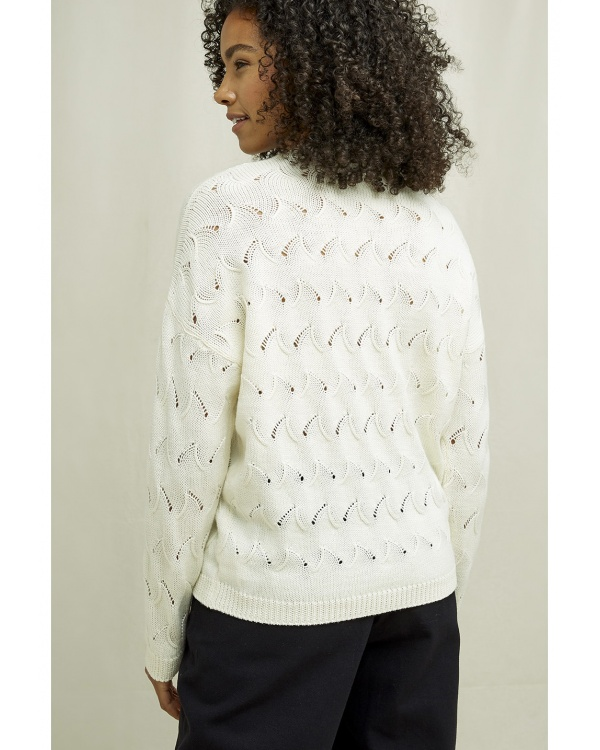 Clyde Lace Knit Jumper
