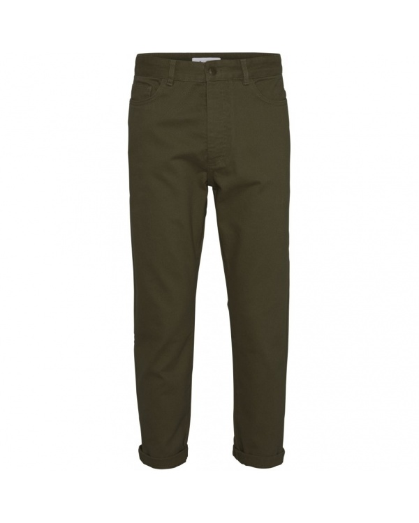 Bob Loose Heavy Twill Pant...