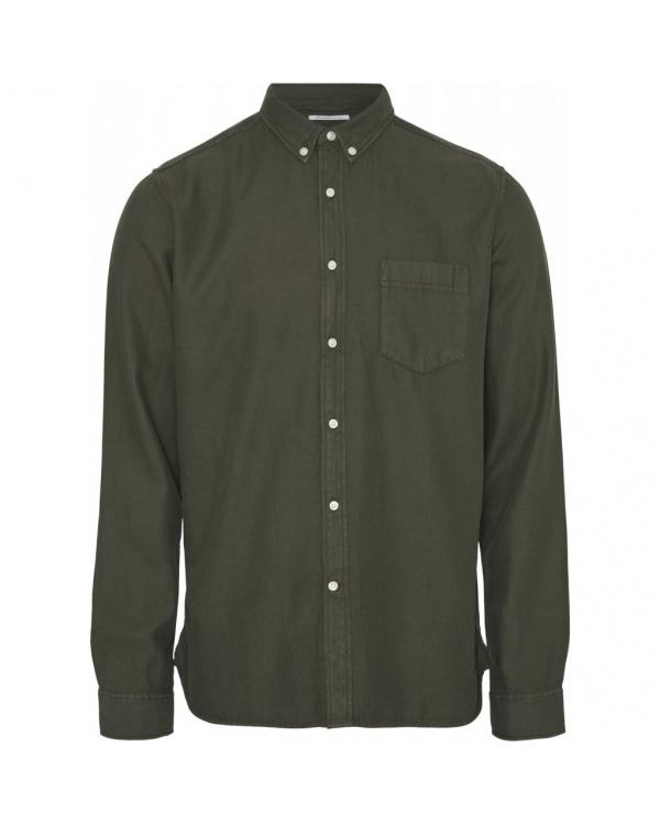 Larch Ls Tencel Shirt - Ocs/ve