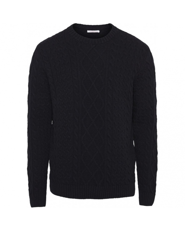 Valley Wool Cable Knit - Gots