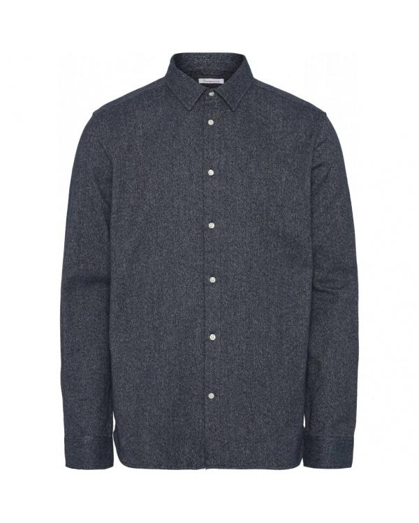Larch Ls Brused Shirt - Gots/v