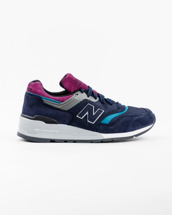 new balance m997 d leather...