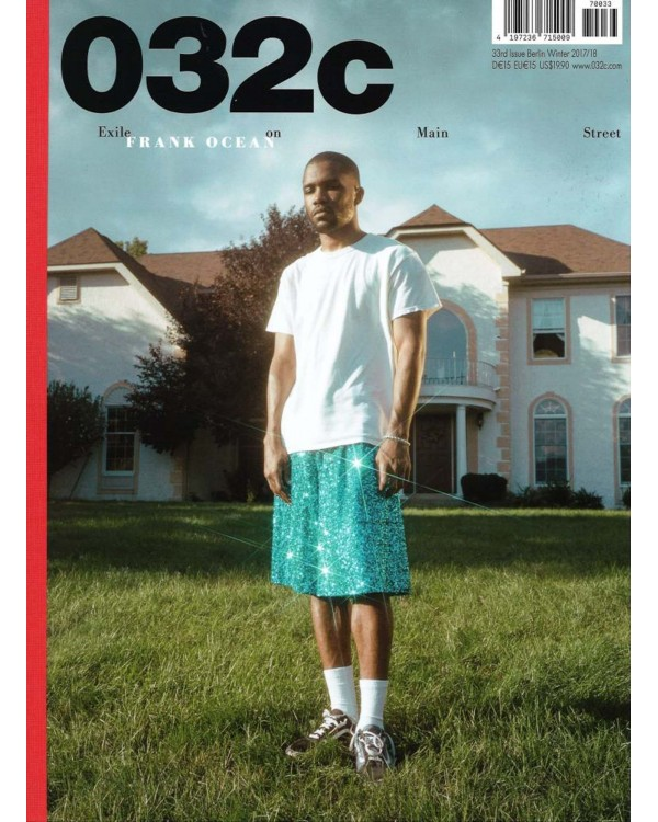 032c issue 33-ISSUE 33