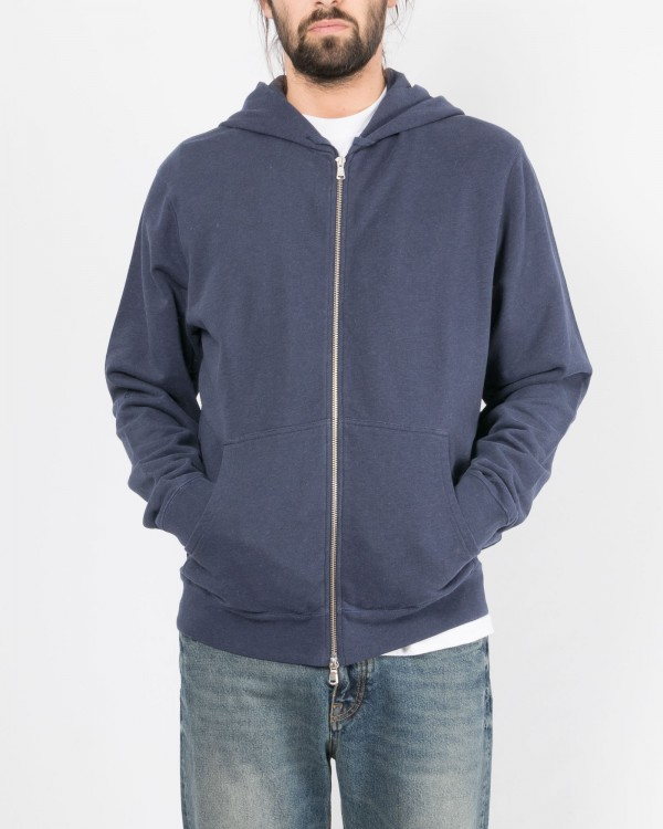 sunspel sweat hoody